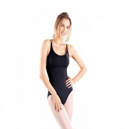 Leotards with thin straps
