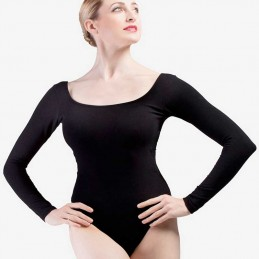 Long sleeve leotards.