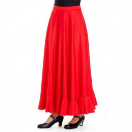 Initiation Flamenco skirt