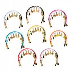 headband coins