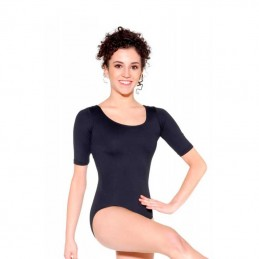 Half sleeve leotard