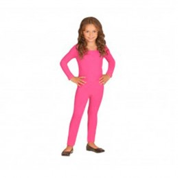 Pink jumpsuit for children