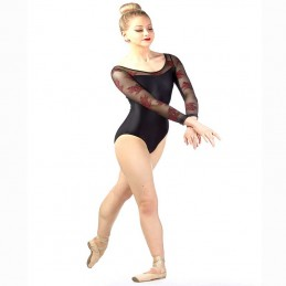 Long-Sleeve leotard