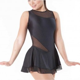 Leotard with adult skirt