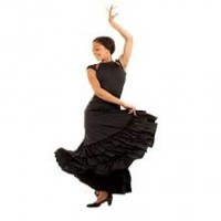 Flamenco Woman from Madrid
