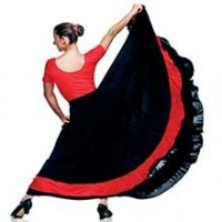 Flamenco clothing