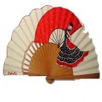 Flamenco Hand fan