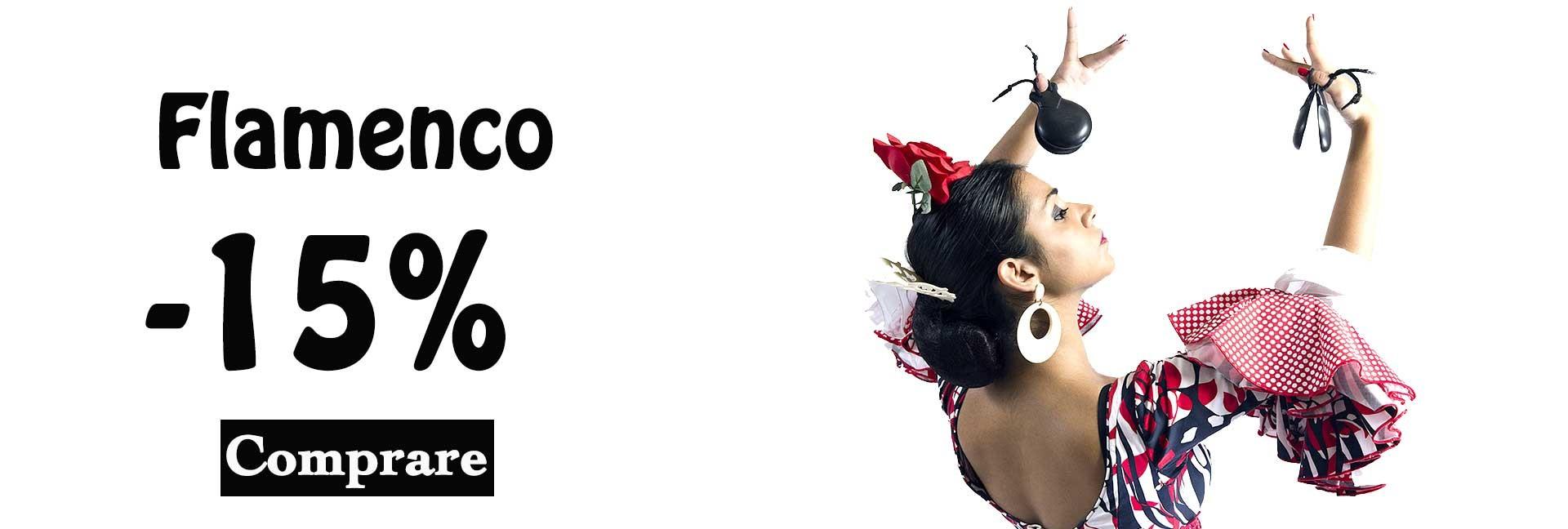 Costumi Flamenco